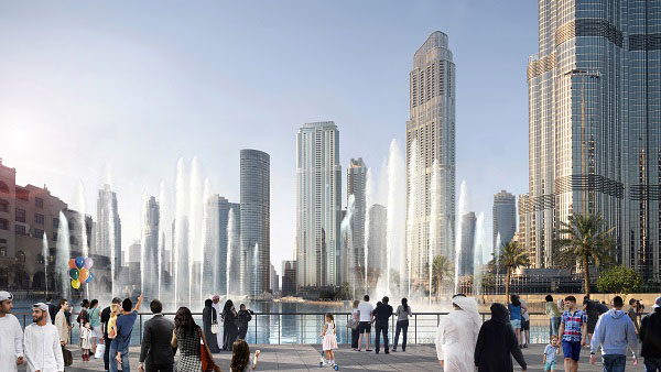 Dubai's property market starts 2021 with bumper Dh750m+ deal for Downtown tower