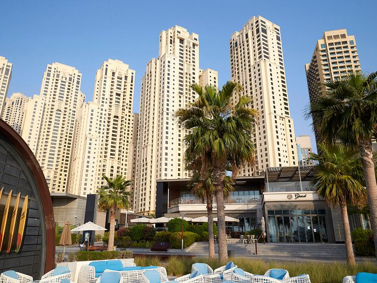 Dubai reported 4,643 property sales worth 10.93b in March, a new record in 16 months