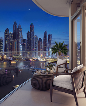 PALACE BEACH RESIDENCE AT EMAAR BEACHFRONT