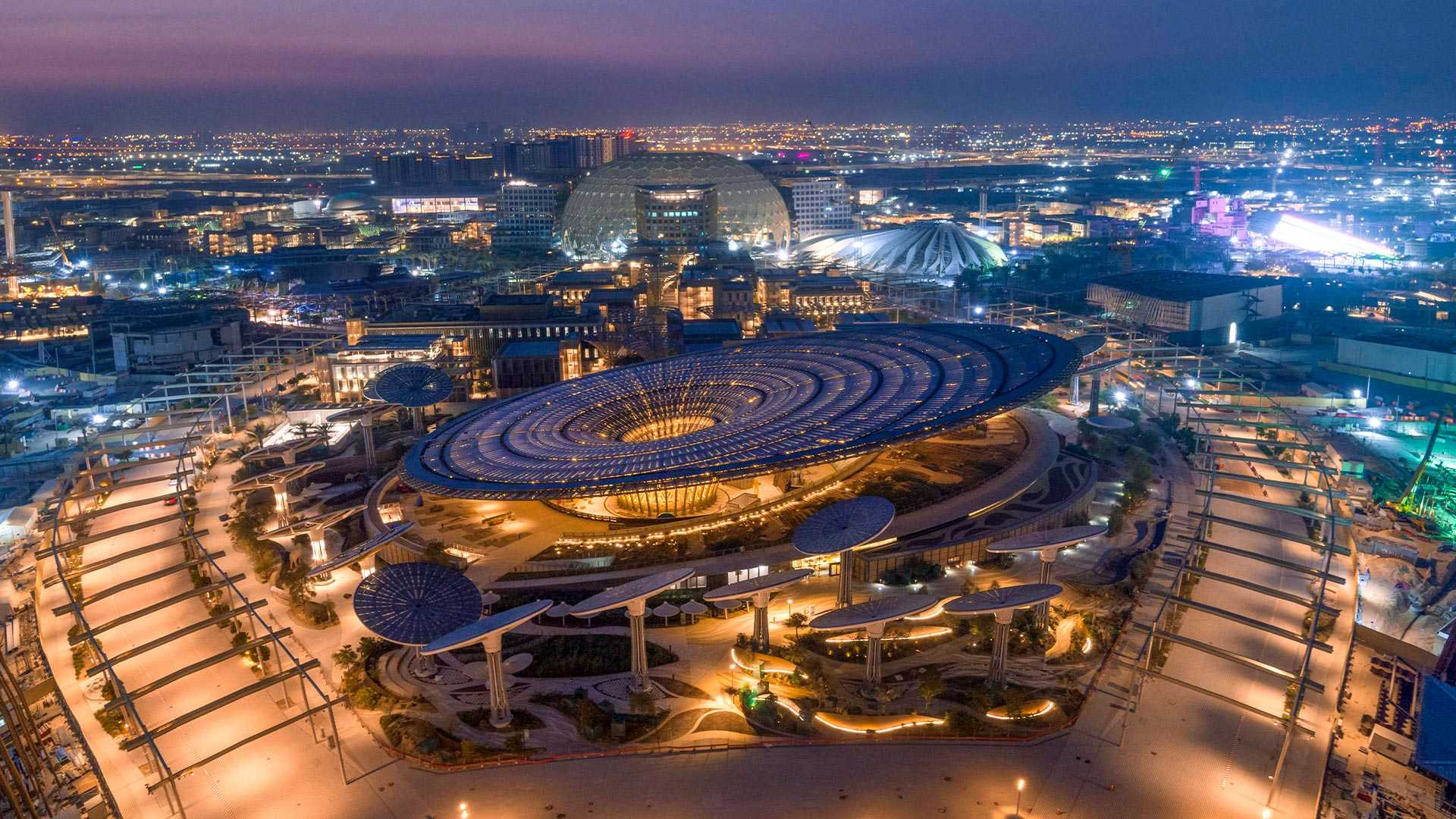 100 days to go until Expo 2020 Dubai: Sheikh Mohammed launches countdown