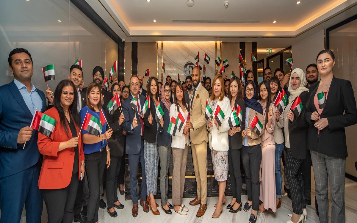 FIDU Properties UAE National Day Celebration Event 2019