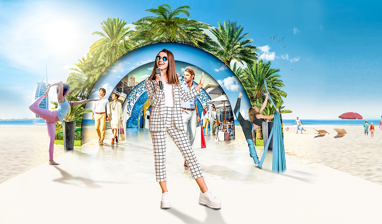 Summer Entertainment & Healthy Activities in Dubai This July 2021