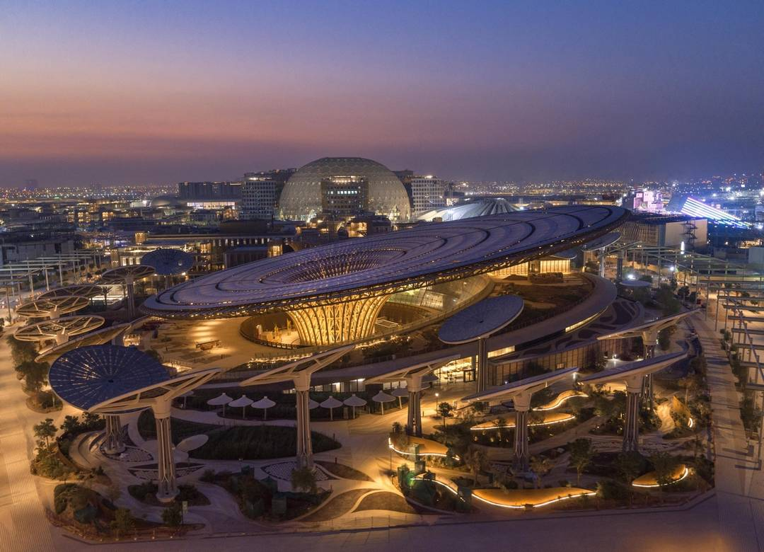 Dubai Expo: Inside Expo site as 1-year countdown to epic event begins